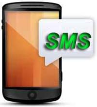 Get E-mail as SMS